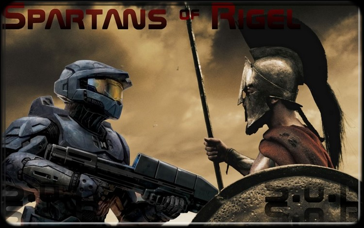 Spartans of Rigel Forum Index