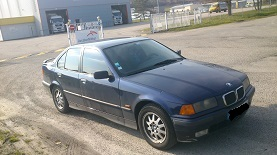 PASSION BMW E36 :: probleme chauffage