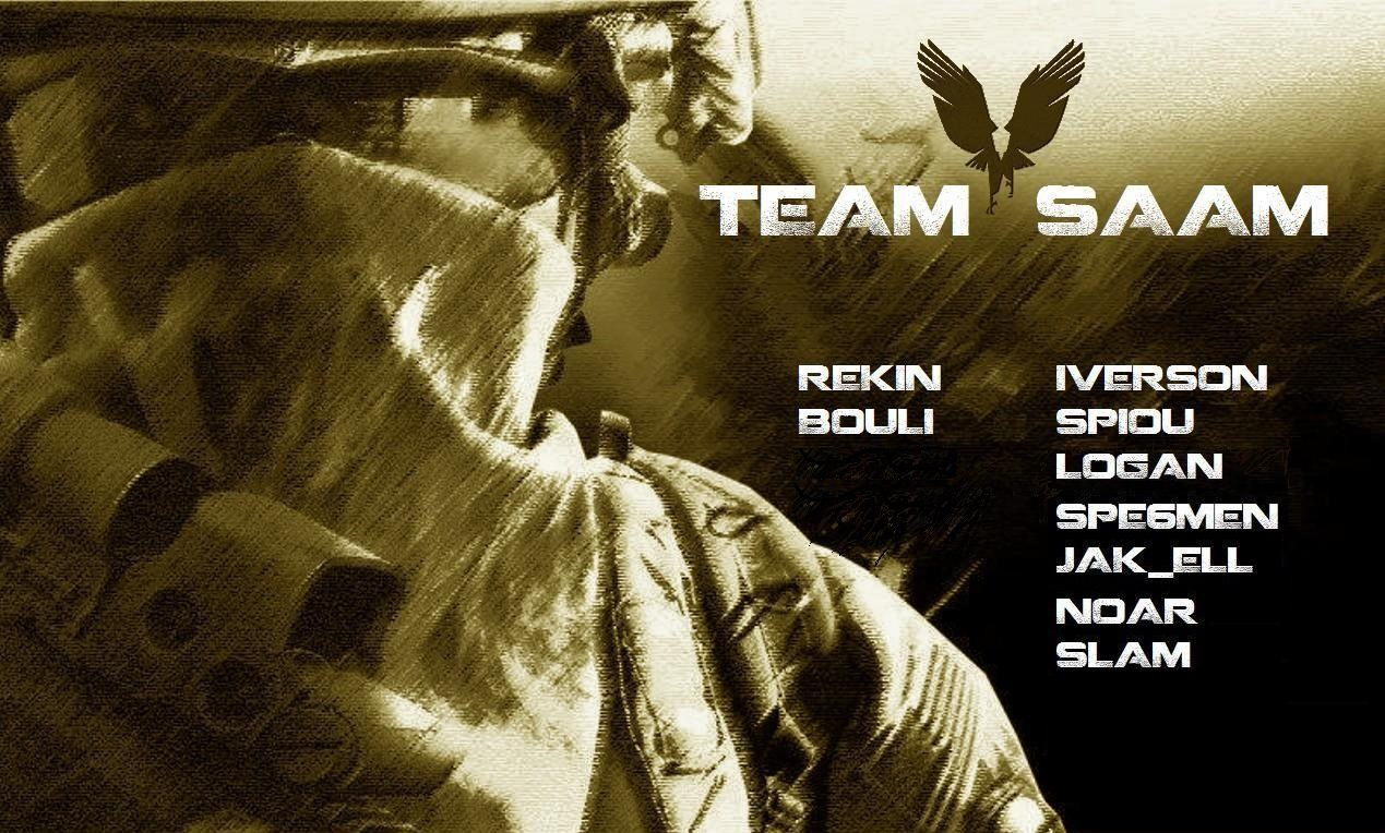 Team SAAM Association Airsoft Index du Forum