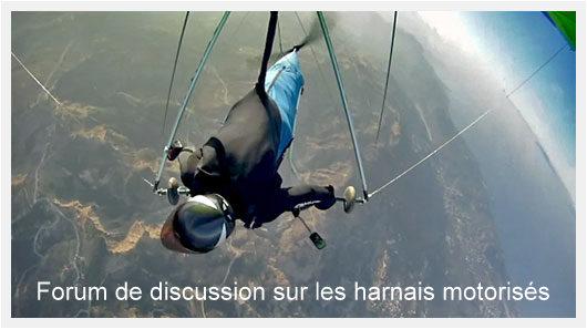 F.L.P.H.G, Harnais motorisés pour ailes deltas  Index du Forum