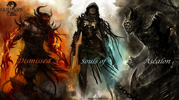Dismissed Souls of Ascalon Index du Forum