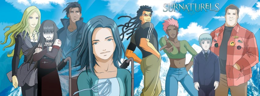 Fan de Surnaturels et Silène(bd-fan-bd) Forum Index