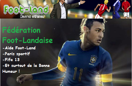 foot-land federation Index du Forum