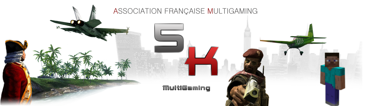 5k multigaming  Index du Forum