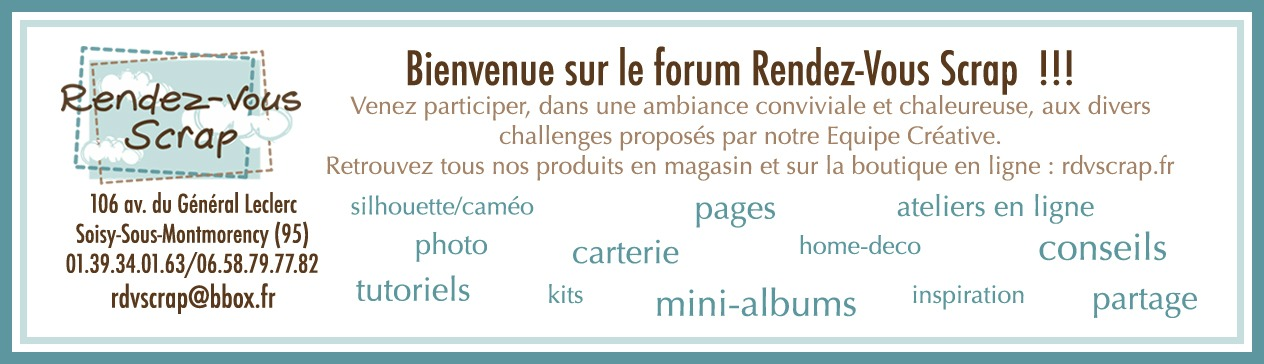 """rendez-vous scrap"" Forum Index"