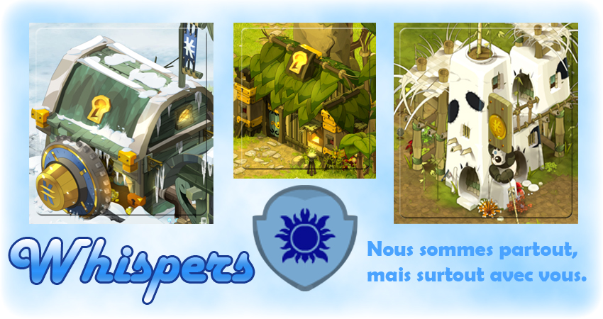 Whispers Index du Forum