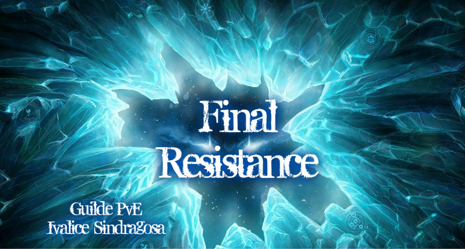 Final Resistance Index du Forum