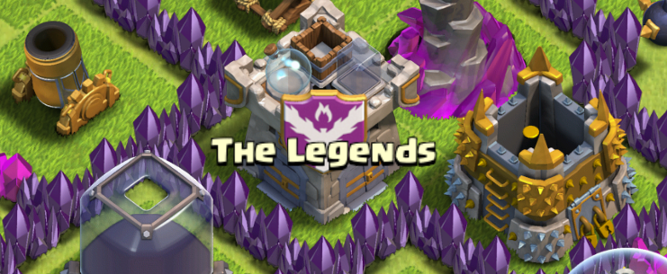 clash of clans - the legends Index du Forum
