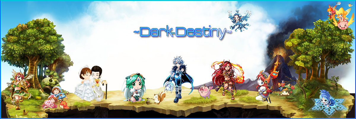 ~dark-destiny~ Index du Forum
