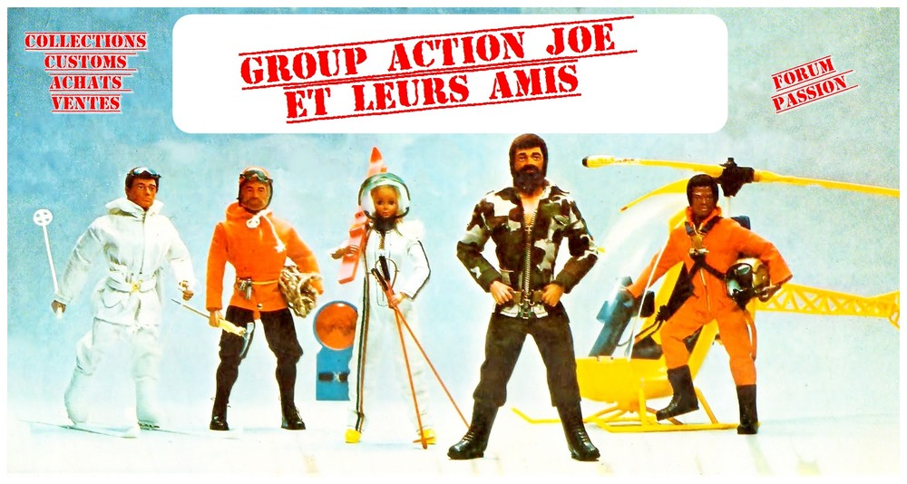 group action joe  Index du Forum