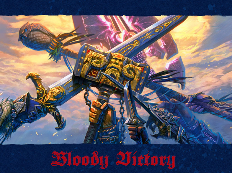bloody victory Index du Forum