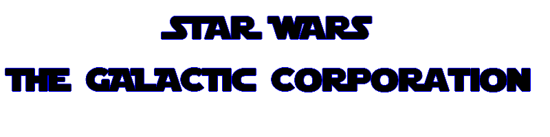 The Galactic Corporation Forum Index