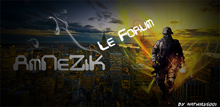 Forum AmNeZiK-team Index du Forum