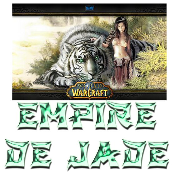 empire de jade Index du Forum