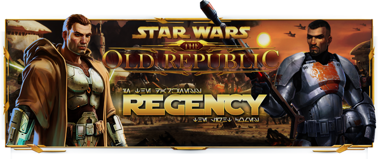 REGENCY Forum Index
