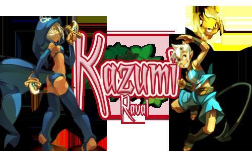 guilde kazumi Index du Forum