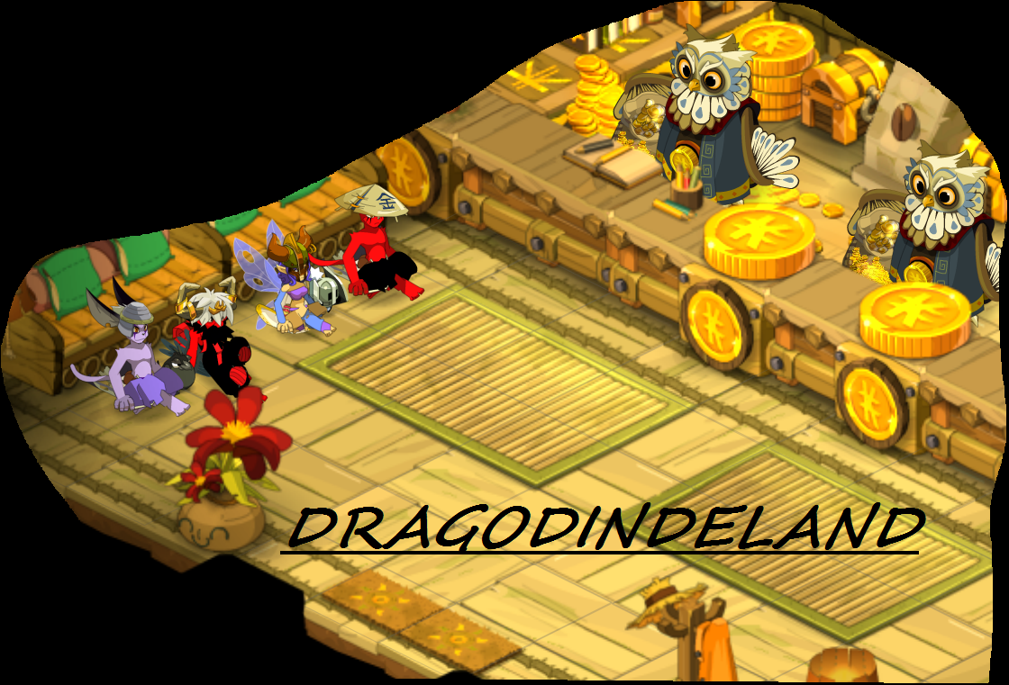 DragodindeLand Index du Forum