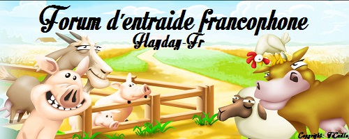 -=-  Hayday-Fr -=-   Forum Index