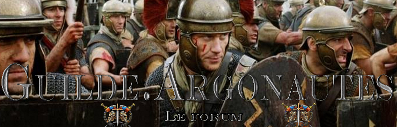 la guilde des argonautes Index du Forum