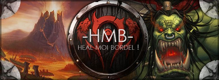 heal-moi bordel ! Index du Forum