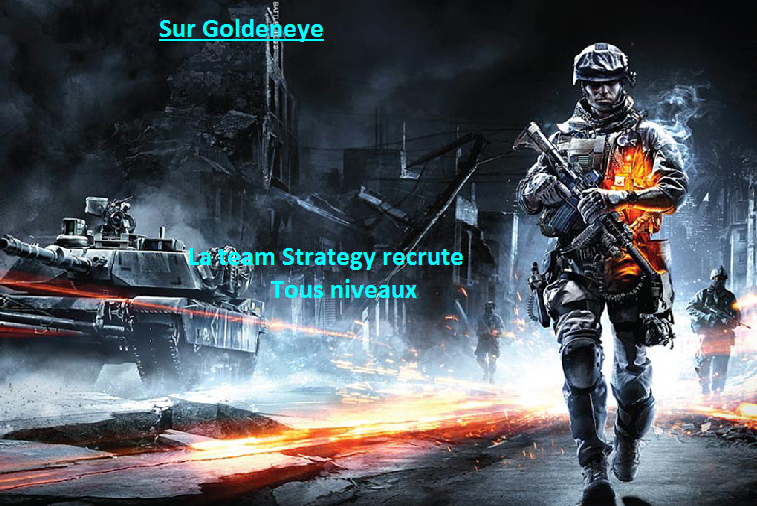 team stratégy Index du Forum
