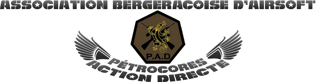 Pad airsoft Index du Forum