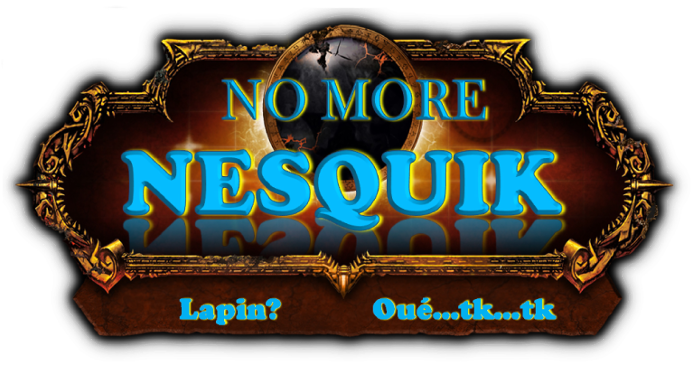 no more nesquik Index du Forum
