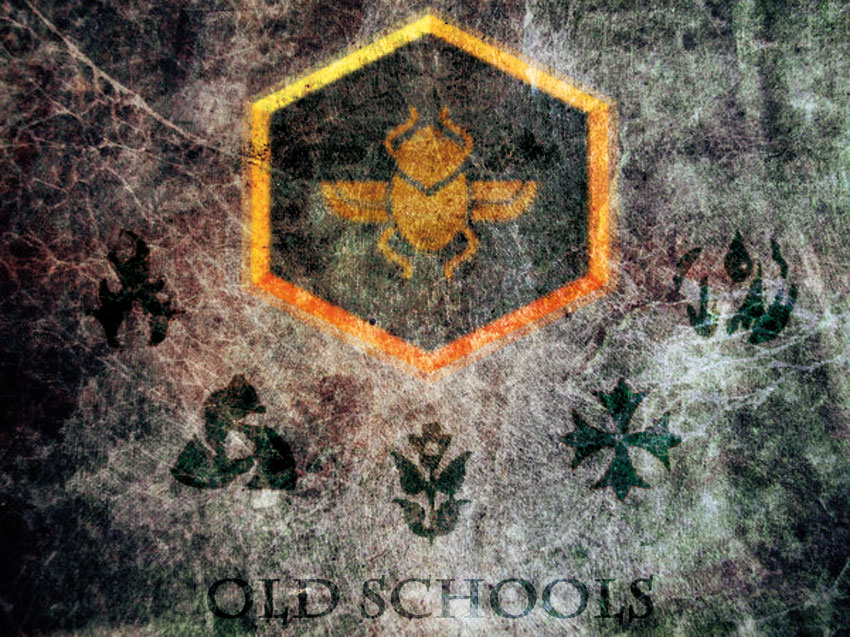 Old Schools Index du Forum