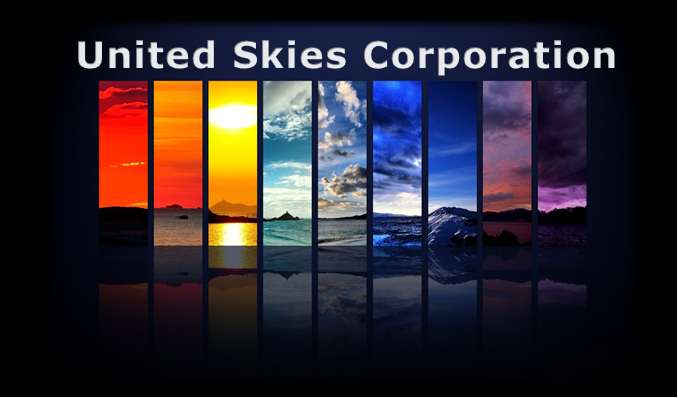 united skies corporation Index du Forum