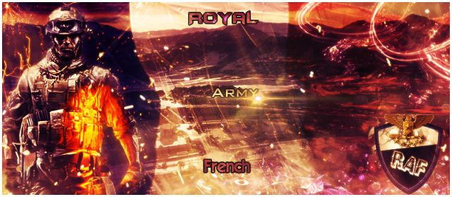 """Royal Army French"" Forum RaF Index du Forum"