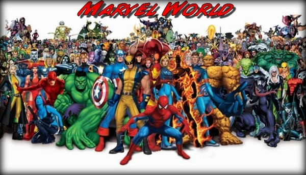 marvel world Index du Forum