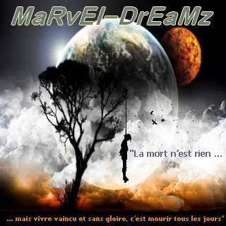 Marvel DreamZ Index du Forum
