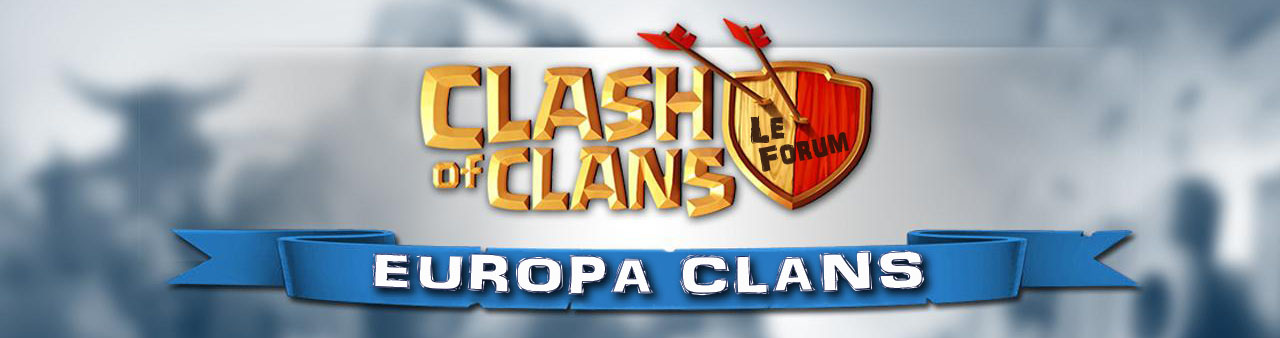 les clans europa Index du Forum