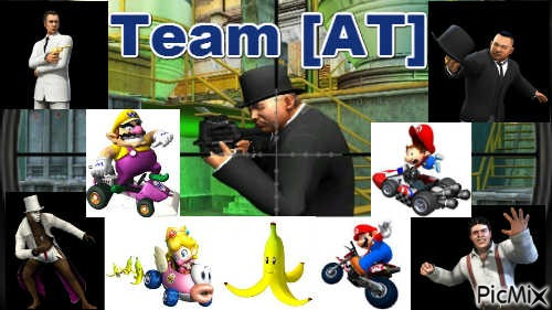 Team [AT] Goldeneye et Mario Kart Wii Index du Forum