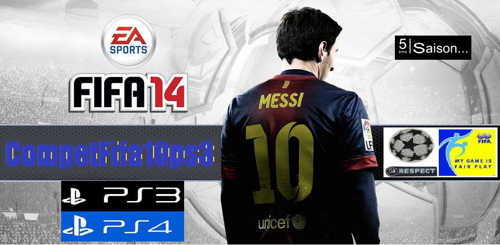 CompetFifa PS3 Tournoi Fifa 13 Index du Forum