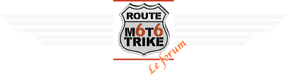 Forum des moto-trikers, Tri-Glide et bikeconversion only Index du Forum
