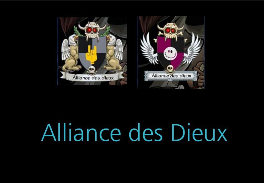 Alliance des Dieux Index du Forum