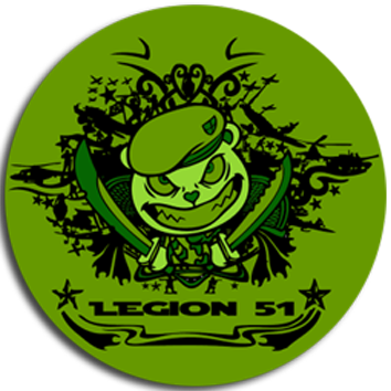 Legion 51 Index du Forum