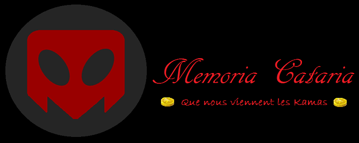 Memoria Cataria Index du Forum