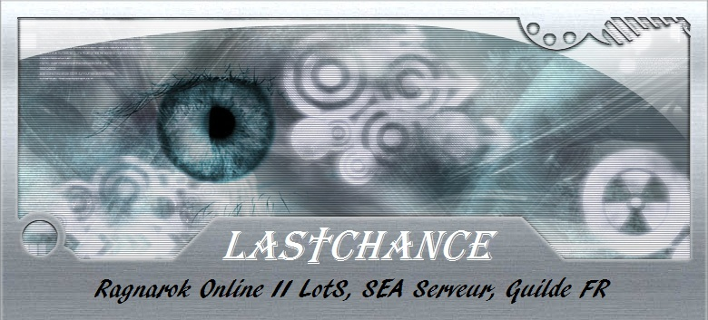 Las†chance Index du Forum