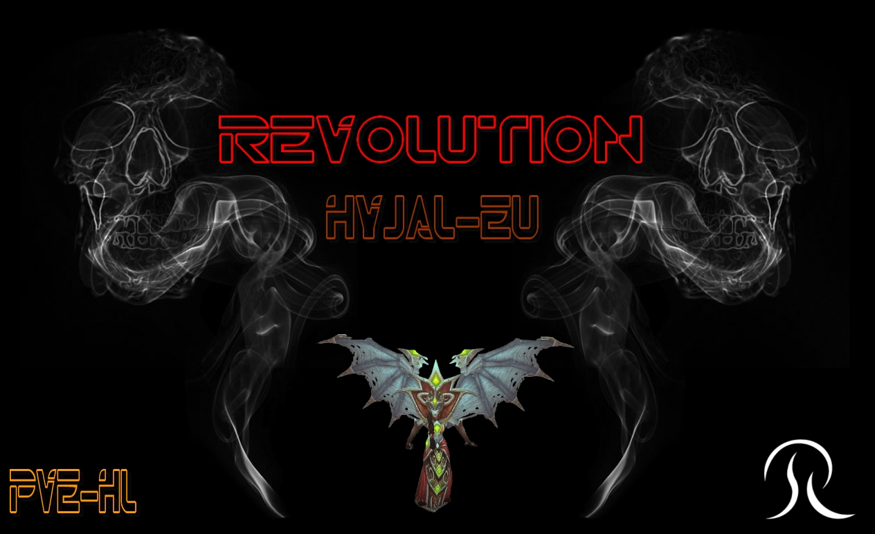 Revølution-hyjal-pve Index du Forum
