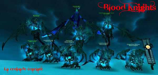 BLOOD KNIGHTS Index du Forum