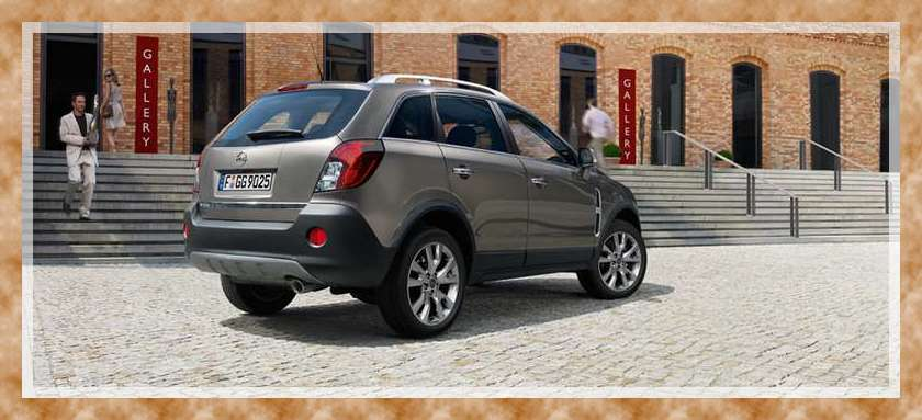 FORUM OPEL ANTARA  Forum Index