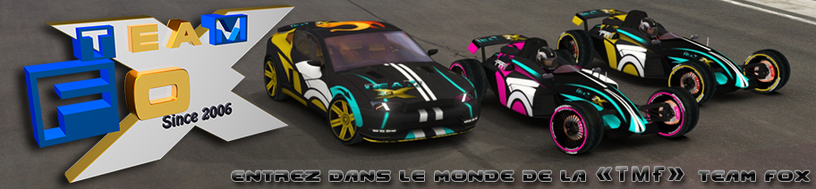 Race of Champions Index du Forum