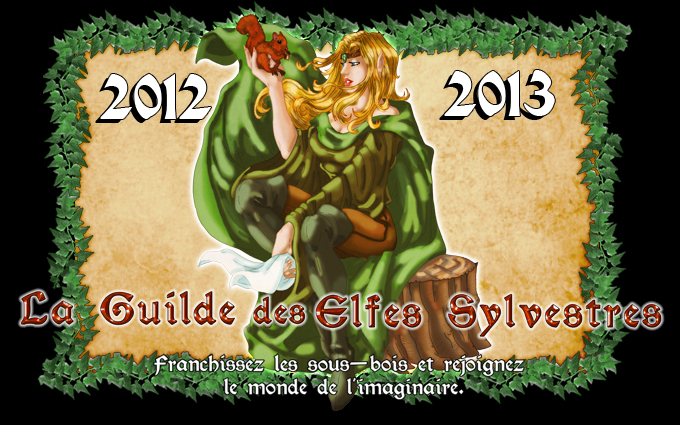 la guilde des elfes sylvestres Index du Forum