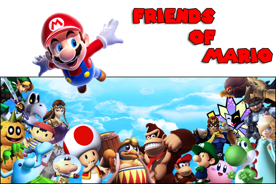 Friends Of Mario  Index du Forum
