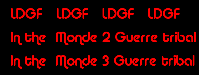Les Dragon Guerriers Du Flood (Monde 2 et 3 de GT) Index du Forum