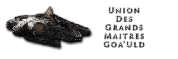 UNION DES GRANDS MAITRES GOAL'ULDS Index du Forum