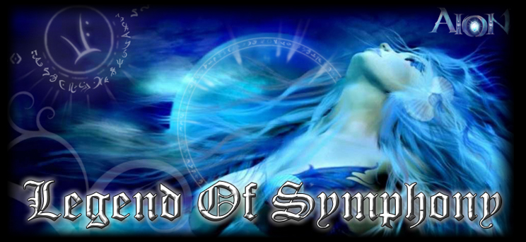Legend of Symphony Index du Forum