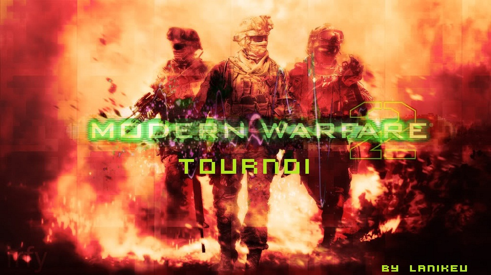 tournoi call of duty 6  Index du Forum